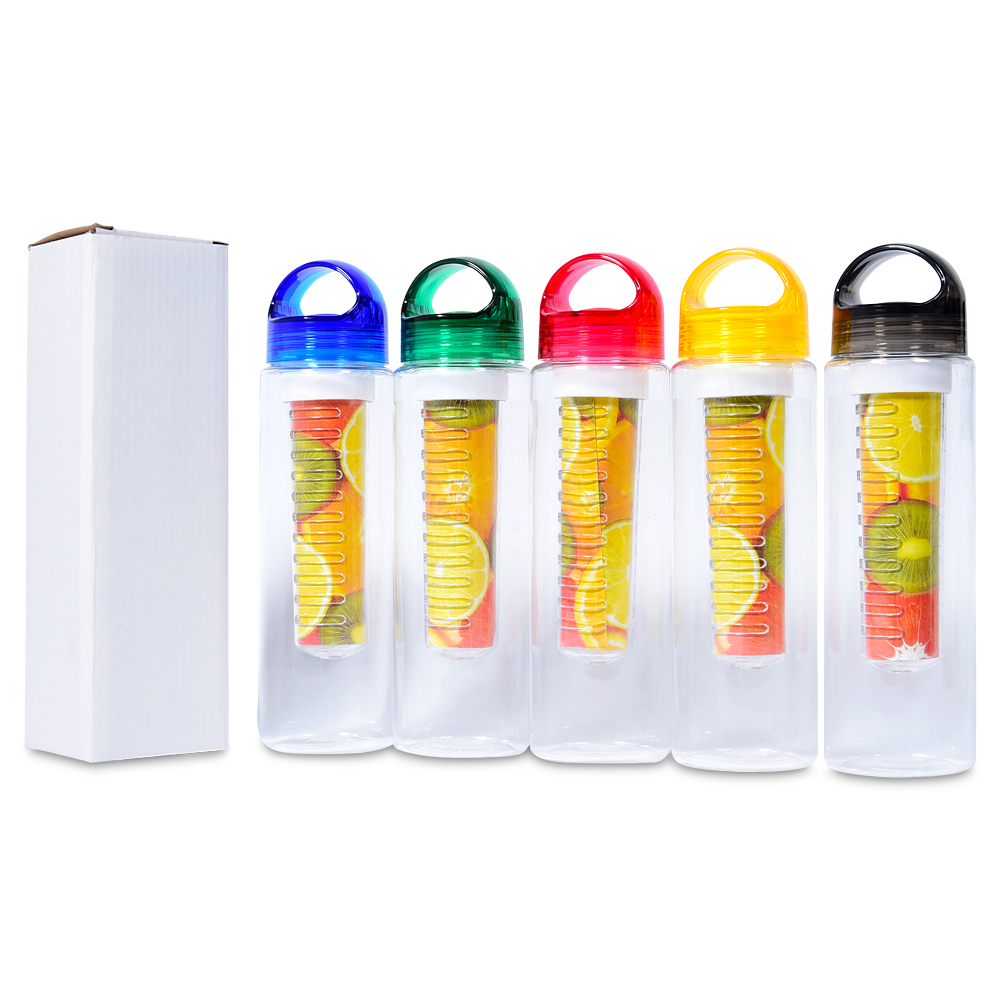 600ml Mason Fruit Infuser Bottle (BPA Free) Printing Singapore