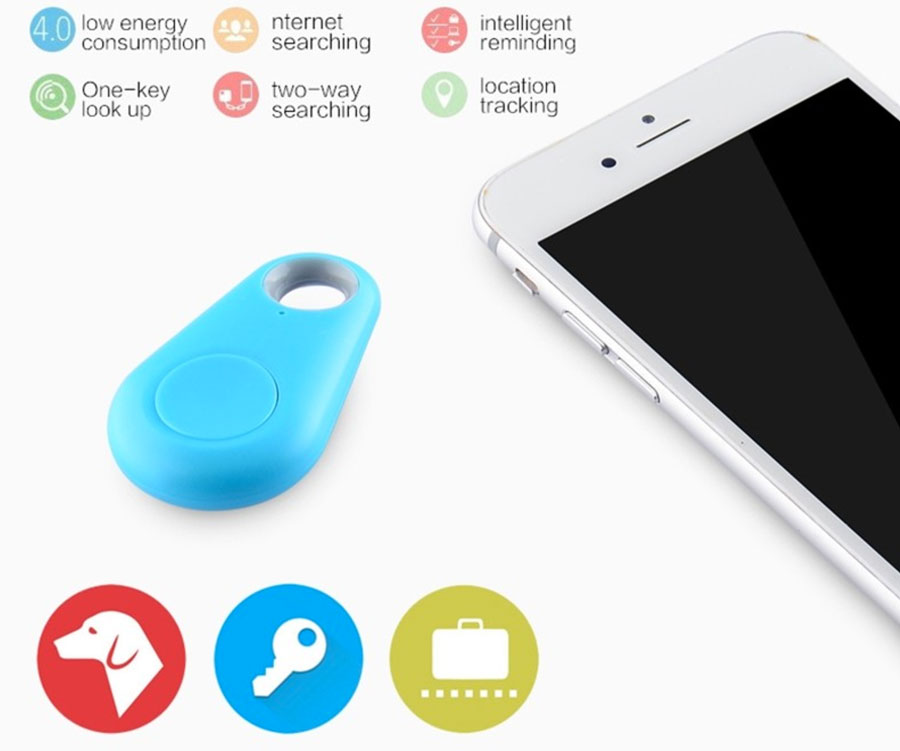 Fob Smart Bluetooth Tracker Printing Singapore
