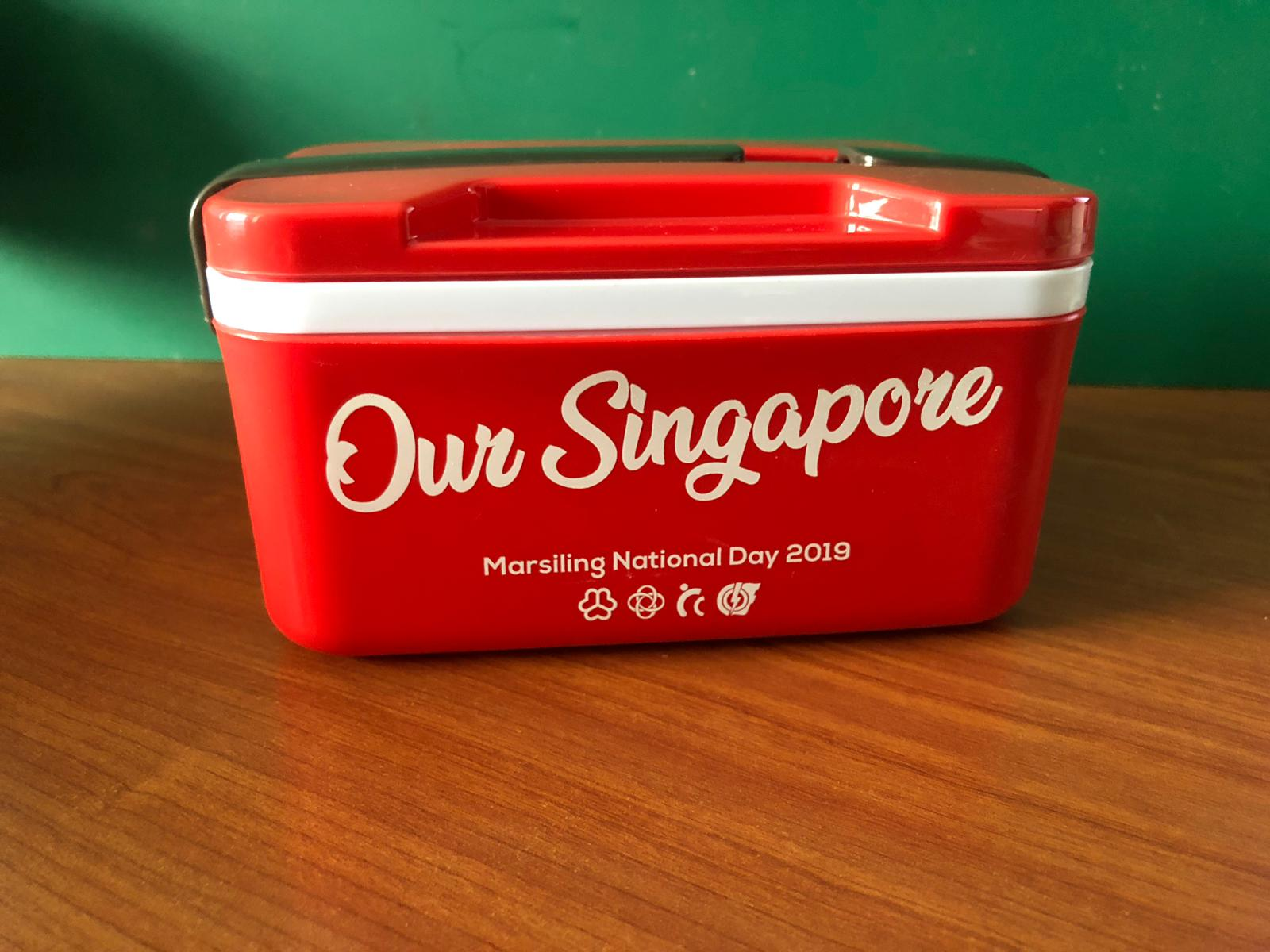 Jacob Lunch Box Printing Singapore