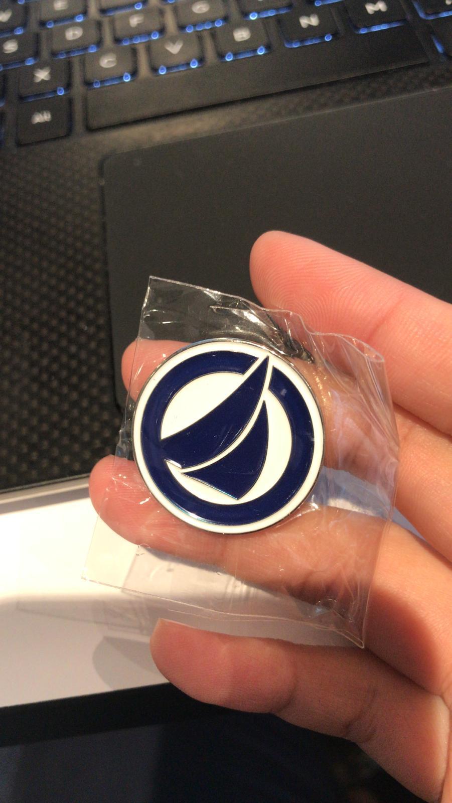 Enamel Collar Pin Printing Singapore