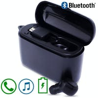 0cd199ef8d Portable Earpiece with Portable Charging (2200mAh)